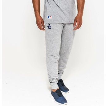 Pantalon long gris Track Pant Los Angeles Dodgers MLB New Era