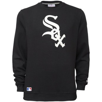 Sweat-shirt noir Crew Neck Chicago White Sox MLB New Era