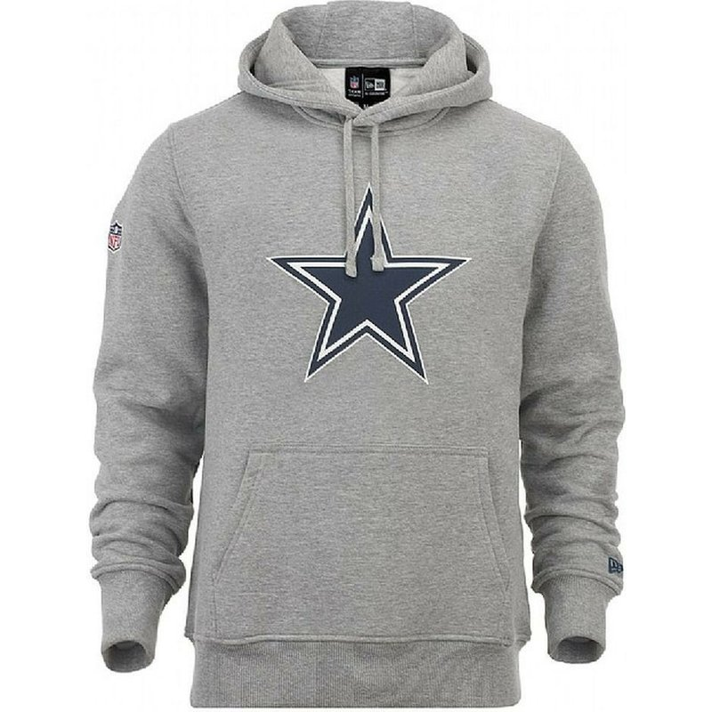 sweat-a-capuche-gris-pullover-hoodie-dallas-cowboys-nfl-new-era