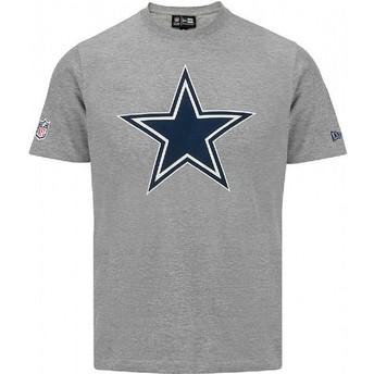 T-shirt à manche courte gris Dallas Cowboys NFL New Era
