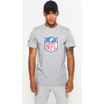 T-shirt à manche courte gris NFL New Era
