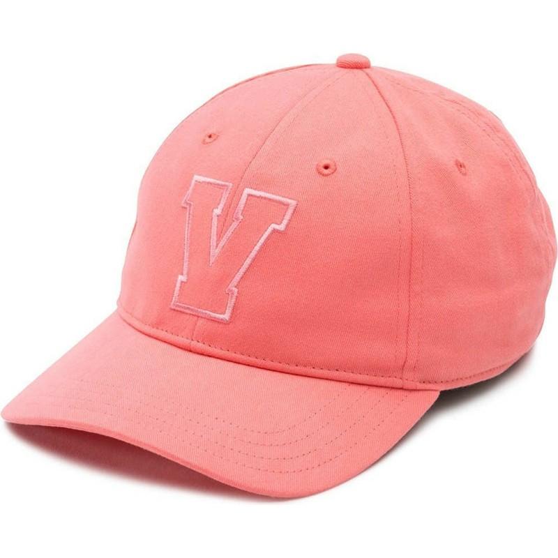 casquette vans rose