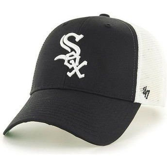 Casquette trucker noire Chicago White Sox MLB 47 Brand