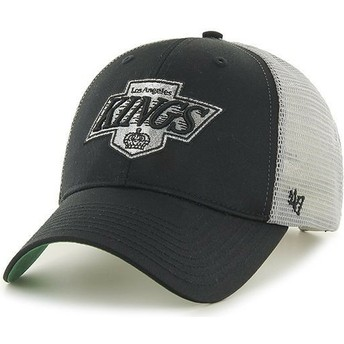 Casquette trucker noire et blanche Los Angeles Kings NHL MVP Branson 47 Brand