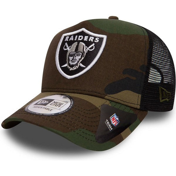 casquette-trucker-camouflage-team-a-frame-oakland-raiders-nfl-new-era