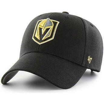 Casquette courbée noire Vegas Golden Knights NHL MVP 47 Brand