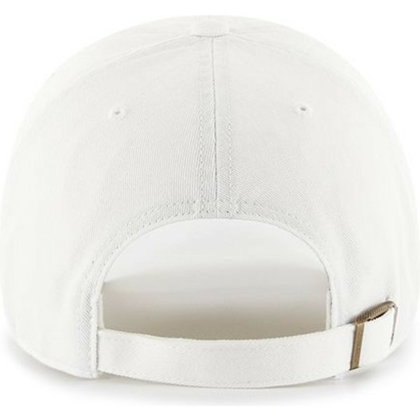 casquette-courbee-blanche-avec-logo-vert-new-york-yankees-mlb-clean-up-47-brand