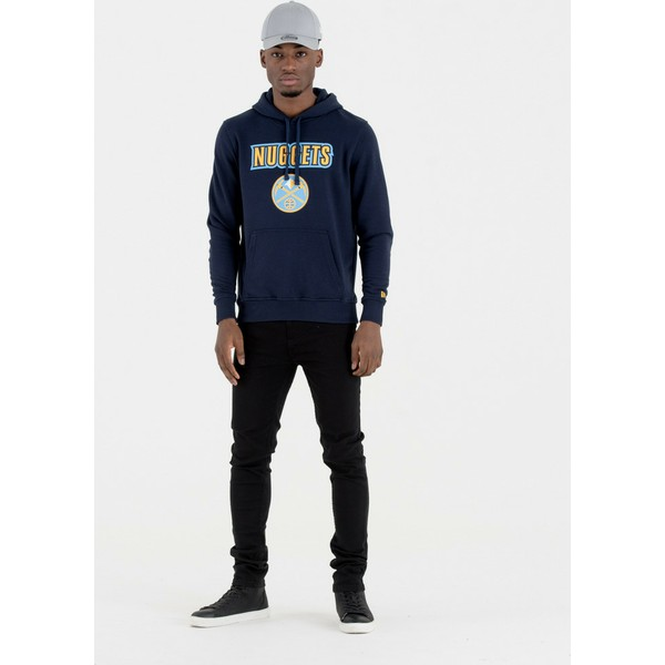 sweat-a-capuche-bleu-marine-pullover-hoody-denver-nuggets-nba-new-era