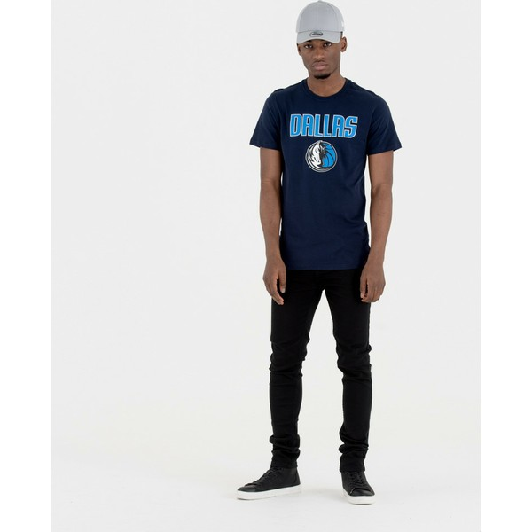 t-shirt-a-manche-courte-bleu-marine-dallas-mavericks-nba-new-era
