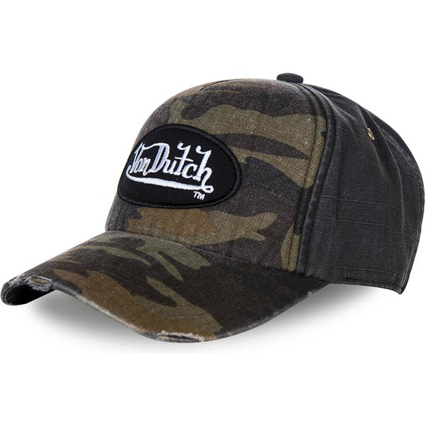 casquette-courbee-camouflage-ajustable-jack12-von-dutch