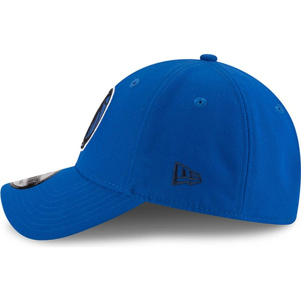 casquette-courbee-bleue-ajustable-9forty-the-league-dallas-mavericks-nba-new-era