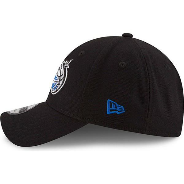 casquette-courbee-noire-ajustable-9forty-the-league-orlando-magic-nba-new-era