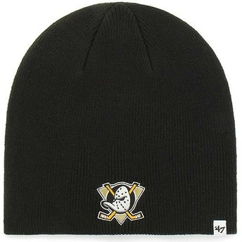 Bonnet noir Anaheim Ducks NHL 47 Brand