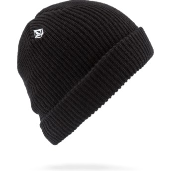 Bonnet noir Full Stone Black Volcom