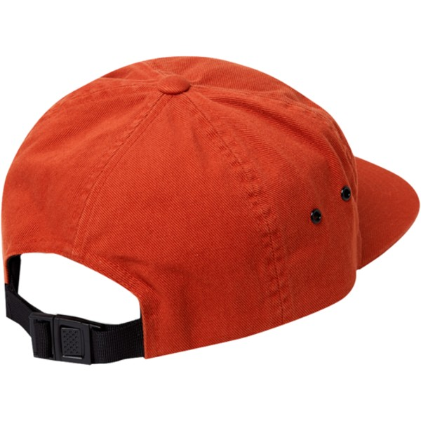 casquette-5-panel-marron-ap-hazelnut-volcom