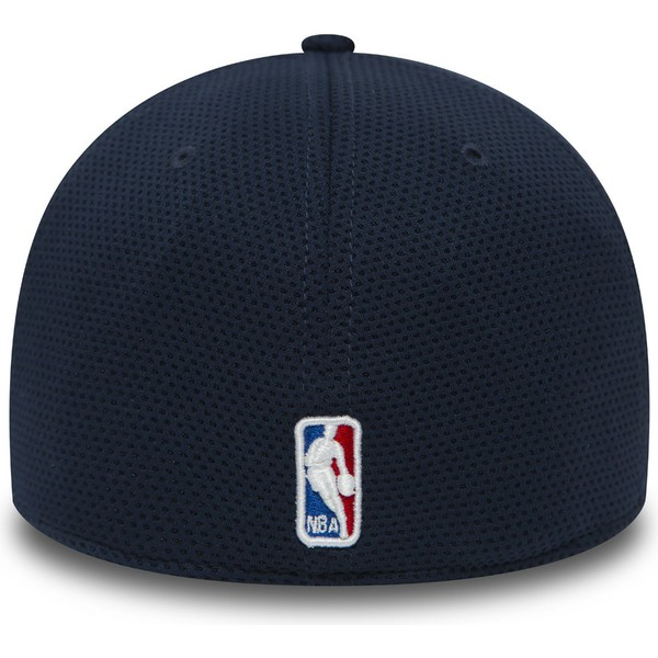 casquette-courbee-bleue-ajustee-39thirty-sport-mesh-cleveland-cavaliers-nba-new-era