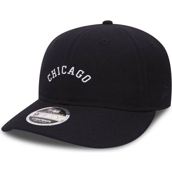 Casquette courbée bleue marine ajustable 9FIFTY Low Profile City Series Chicago White Sox MLB New Era
