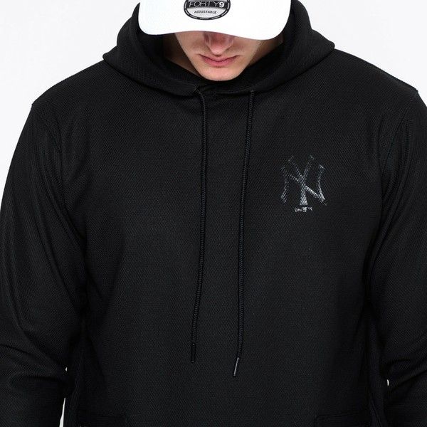 sweat-a-capuche-noir-pullover-hoody-stealth-new-york-yankees-mlb-new-era