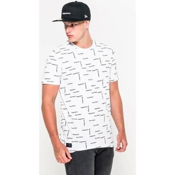 T-shirt à manche courte blanc Originators New Era