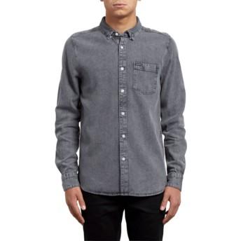 Chemise à manche longue grise Classic Grey Volcom