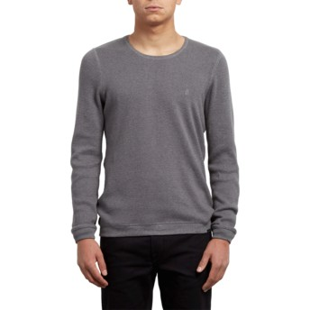 Pull gris Sundown Heather Grey Volcom