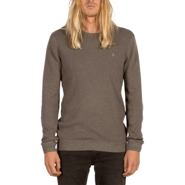 pull-gris-sundown-heather-grey-volcom