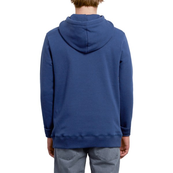 sweat-a-capuche-bleu-supply-stone-matured-blue-volcom