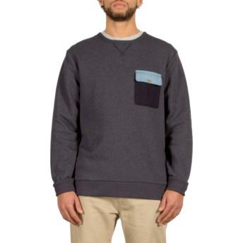 Sweat-shirt bleu marine Locky Navy Volcom