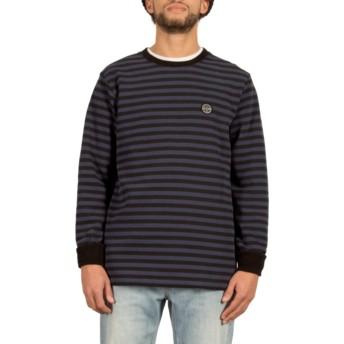 Sweat-shirt bleu marine Kraystone Indigo Volcom
