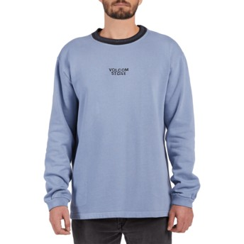 Sweat-shirt bleu Noa Noise Stone Blue Volcom