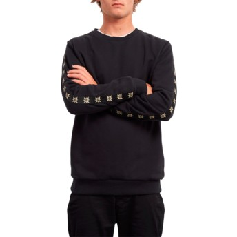 Sweat-shirt noir A.P. Black Volcom