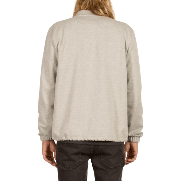 sweat-shirt-et-fermeture-eclair-gris-whip-heather-grey-volcom