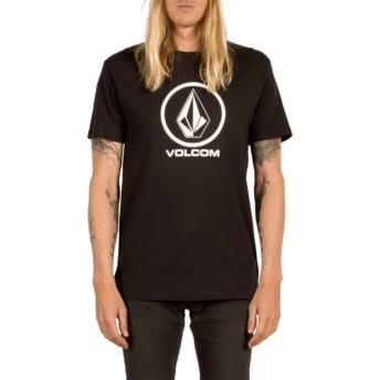 T-shirt à manche courte noir Circle Stone Black Volcom