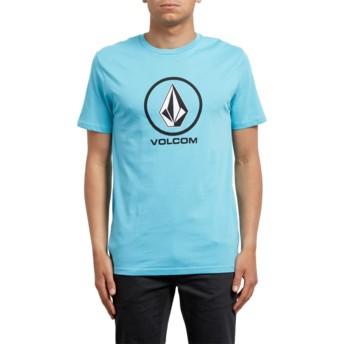 T-shirt à manche courte bleu Crisp Blue Bird Volcom
