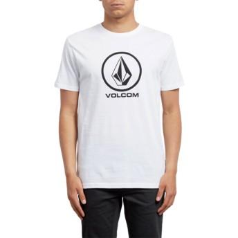T-shirt à manche courte blanc Crisp White Volcom