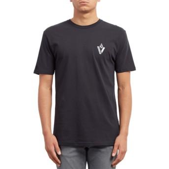 T-shirt à manche courte noir Cut Out Black Volcom