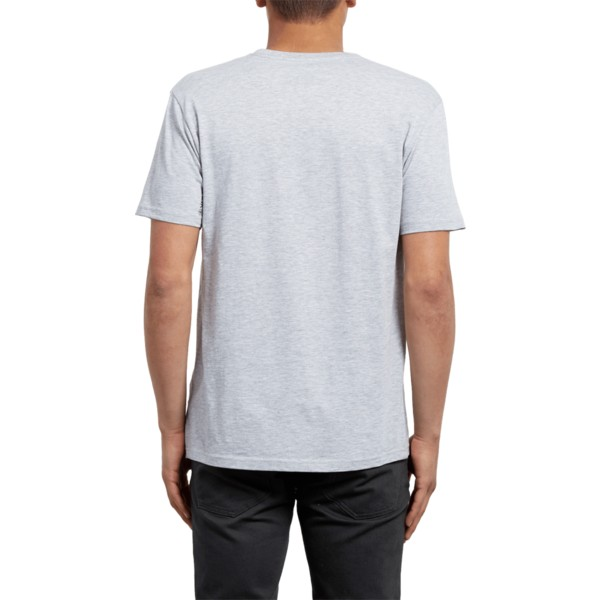 t-shirt-a-manche-courte-gris-crisp-euro-heather-grey-volcom