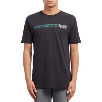 T-shirt à manche courte noir Courtesy Black Volcom