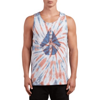 T-shirt sans manches multicolore Peace Stone Multi Volcom