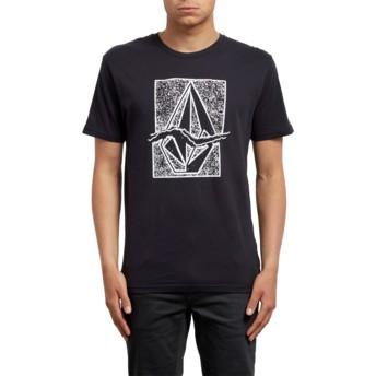T-shirt à manche courte noir Rip Stone Black Volcom