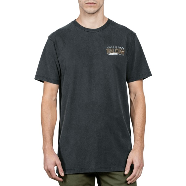 t-shirt-a-manche-courte-noir-copy-cut-black-volcom