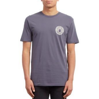 T-shirt à manche courte bleu marine Volcomsphere Midnight Blue Volcom