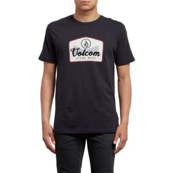 T-shirt à manche courte noir Cristicle Black Volcom