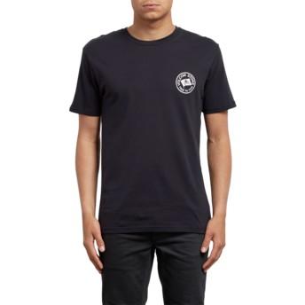 T-shirt à manche courte noir Flag Black Volcom