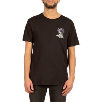 T-shirt à manche courte noir Stone Lust Black Volcom