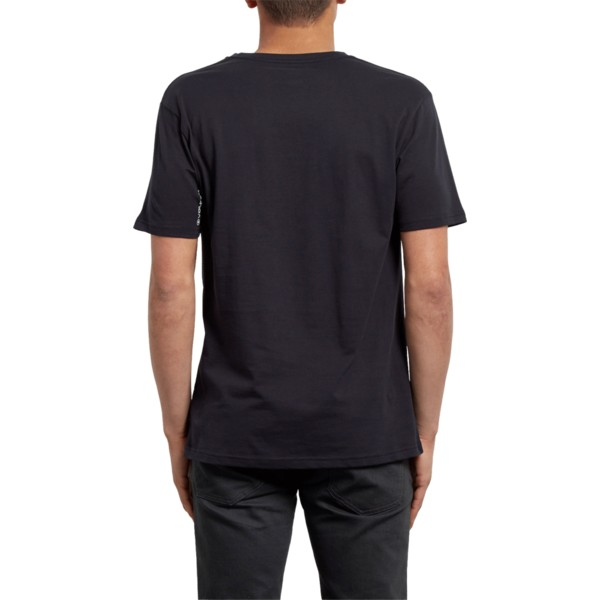 t-shirt-a-manche-courte-noir-static-shop-black-volcom