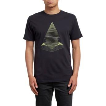 T-shirt à manche courte noir Digital Redux Black Volcom