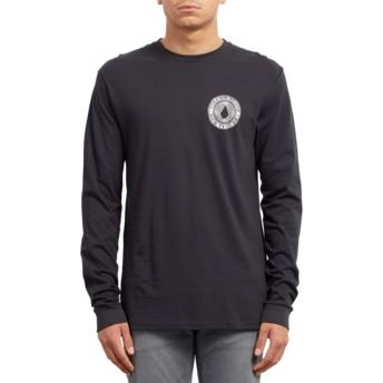 T-shirt à manche longue noir Volcomsphere Black Volcom