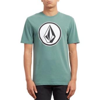 T-shirt à manche courte vert Classic Stone Pine Volcom