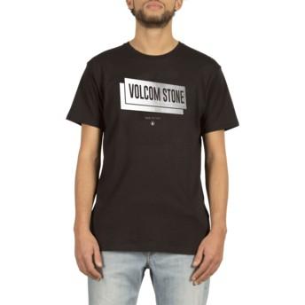 T-shirt à manche courte noir Grubby Black Volcom